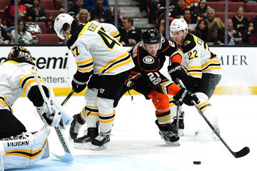 Torey Krug Boston Bruins v Anaheim Ducks