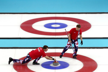 Torger Nergaard Winter Olympics: Curling