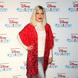 Tori Spelling Disney On Ice Presents Mickey's Search Party Holiday Celebrity Skating Event