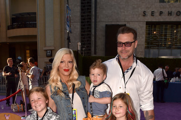 Tori Spelling Premiere of Disney-Pixar's 'Inside Out' - Red Carpet
