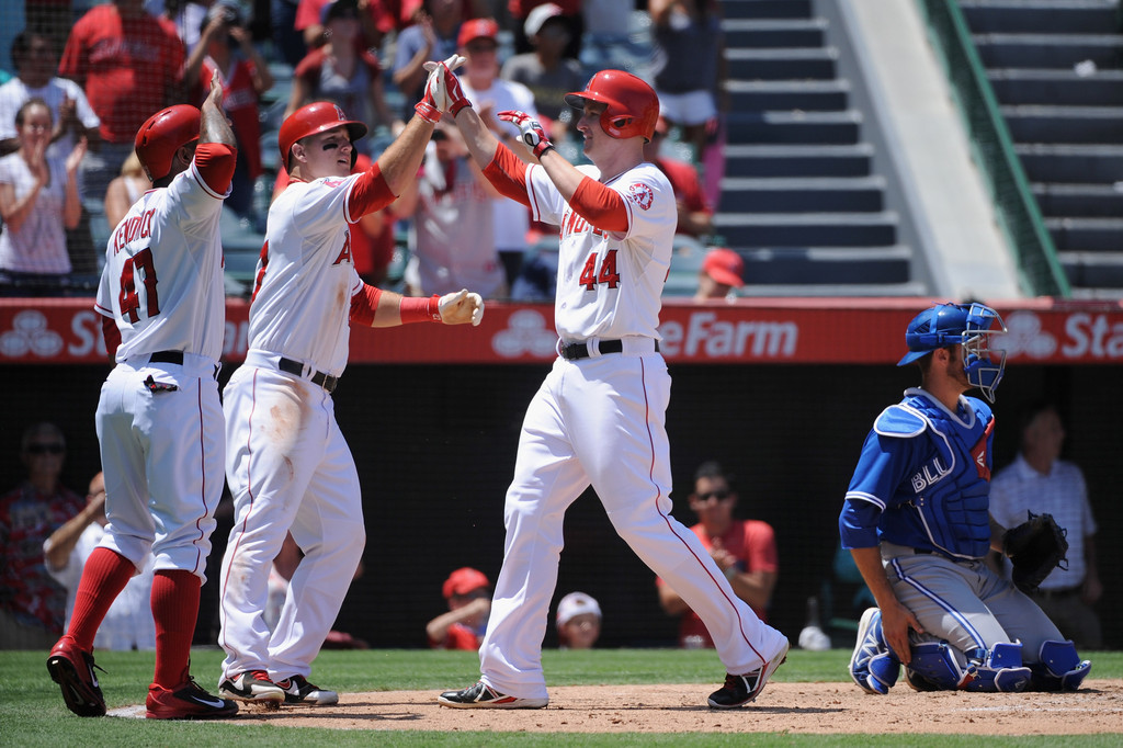 trout run dating Mike trout - longest home run hit in 2014 - 489 feet - 62714 at kansas city - duration: 1:44 advrules1 35,547 views 1:44.