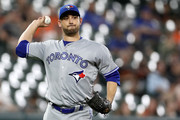 Marco Estrada Photos Photo