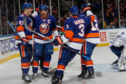 Josh Bailey and Travis Hamonic Photos Photo