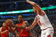 Pau Gasol Demar Derozan Photos Photo