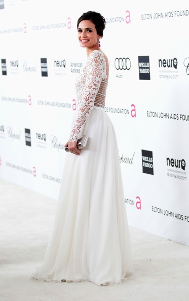Torrey Devitto - 20th Annual Elton John AIDS Foundation's Oscar Viewing Party - Arrivals