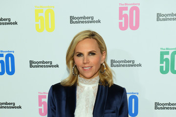 Tory Burch 'The Bloomberg 50' Celebration In New York City - Arrivals