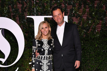 Tory Burch Pierre-Yves Roussel The Business of Fashion Celebrates the #BoF500 at Public Hotel New York - Arrivals