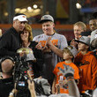 Mike Gundy and Shelly Budke Photos