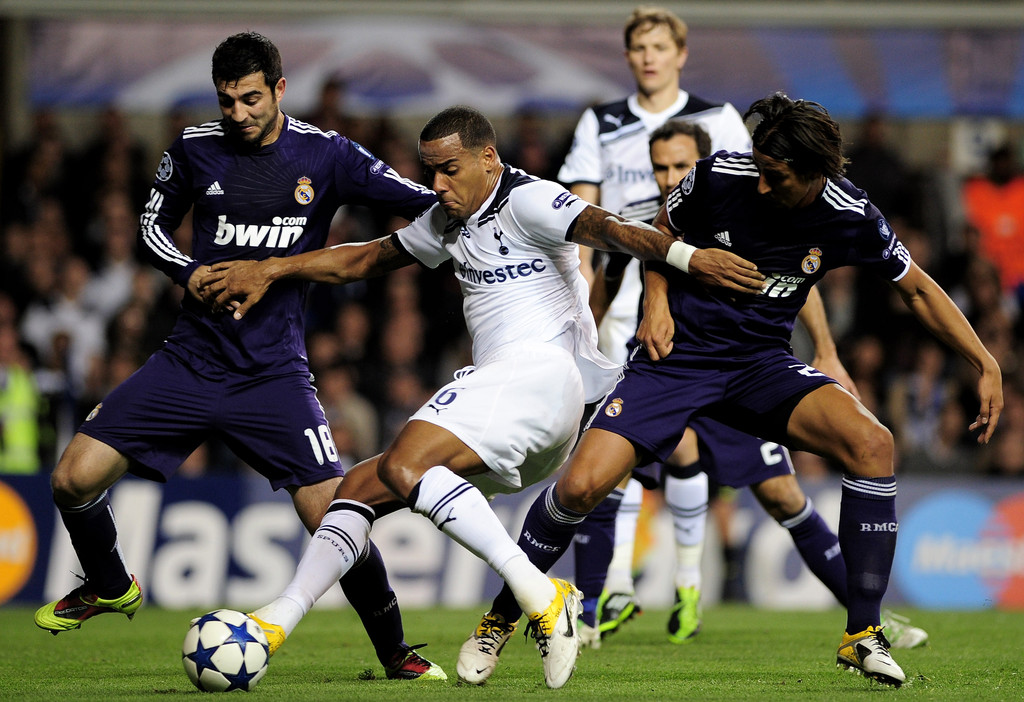 spurs vs real madrid