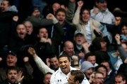Aaron Lennon Scott Parker Photos Photo