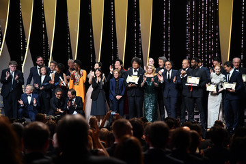 Toufik Ayadi Closing Ceremony - The 72nd Annual Cannes Film Festival