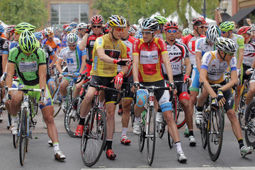 Patrick McCarty Tour of California - Final Stage