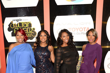 Towanda Braxton Arrivals at the Soul Train Awards