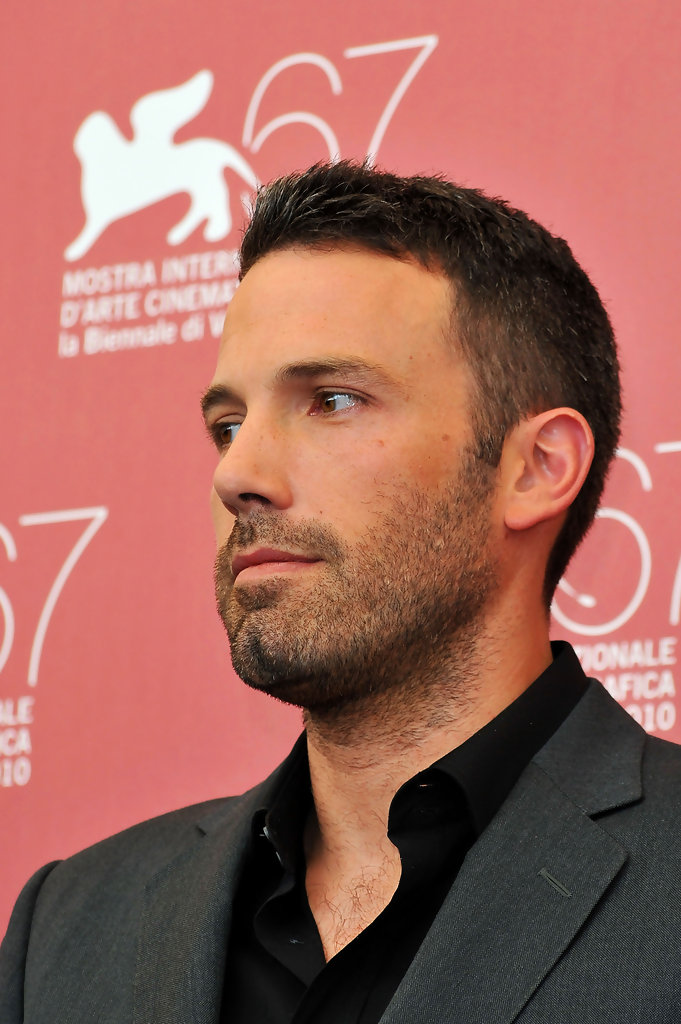 Ben Affleck in The Town - Photocall:67th Venice Film ...