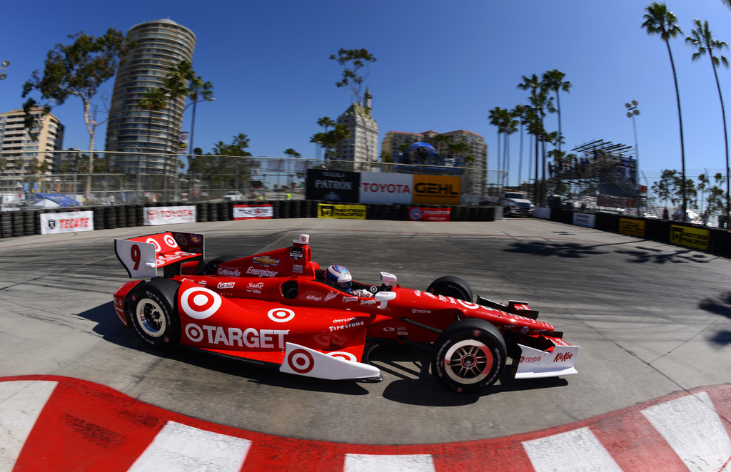 Toyota of Long Beach Grand Prix celebrity race