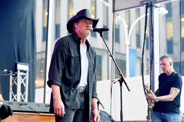 Trace Adkins Trace Adkins Performs On Fox & Friends' All-American Summer Concert Series
