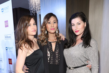 Trace Lysette Point Honors Los Angeles 2017, Benefiting Point Foundation - Inside