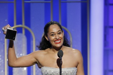 Tracee Ellis Ross 74th Annual Golden Globe Awards - Show
