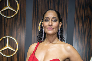 Tracee Ellis Ross Mercedes-Benz USA's Oscars Viewing Party - Arrivals