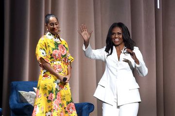 Tracee Ellis Ross Becoming: An Intimate Conversation With Michelle Obama