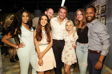 Tracey Edouard Summer Spin-Off Hosted By Natalie Zfat At Spin New York