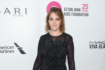 Tracey Emin 26th Annual Elton John AIDS Foundation Academy Awards Viewing Party sponsored by Bulgari, celebrating EJAF and the 90th Academy Awards - Red Carpet