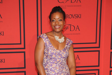 Tracey Reese Arrivals at the CFDA Fashion Awards