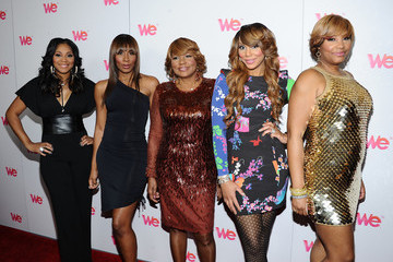"Traci Braxton WE tv's ""Family Affair"" 2012 Winter TCA Event"