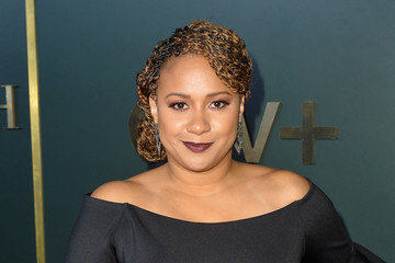 Tracie Thoms Premiere Of Apple TV+'s 'Truth Be Told' - Red Carpet