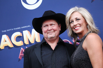 Tracy Lawrence 53rd Academy Of Country Music Awards - Arrivals