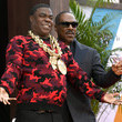 Tracy Morgan L.A. Premiere Of Netflix's 'Dolemite Is My Name' - Red Carpet