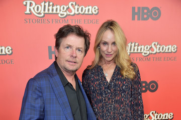 Tracy Pollan 'Rolling Stone Stories From The Edge' World Premiere