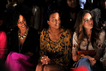 Loise Roe Tracy Reese - Front Row - Spring 2012 Mercedes-Benz Fashion Week