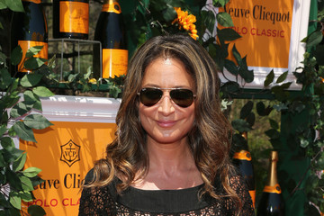 Tracy Taylor The Sixth Annual Veuve Clicquot Polo Classic - Red Carpet Arrivals
