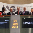 Xavier Rolet Trading Starts For International Airlines Group, Formerly British Airways and Iberia