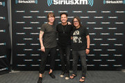 Train And Goo Goo Dolls Perform Live On SiriusXM's The Pulse Channel At The SiriusXM Nashville Studios