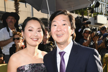 Tran Jeong Warner Bros. Pictures' 'Crazy Rich Asians' Premiere - Red Carpet