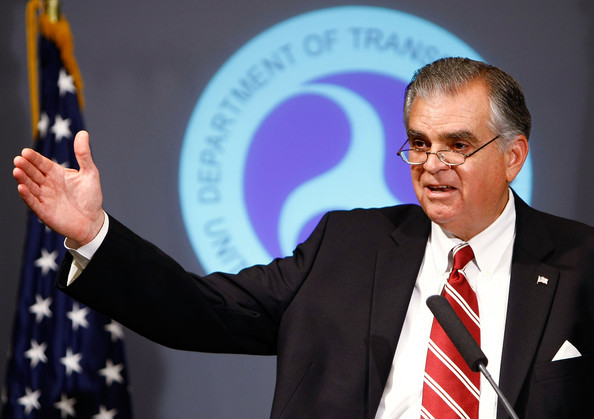 """Trans. Secretary Ray LaHood Discusses """"Cash For Clunkers"""""""