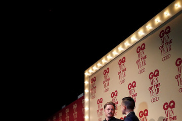Travis Fimmel GQ Men of the Year Awards - Red Carpet