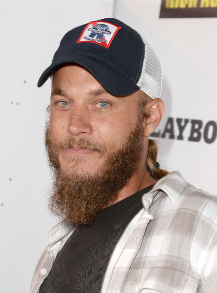 "Travis Fimmel - Playboy And Universal Pictures' ""Kick-Ass 2"" Event At ..."