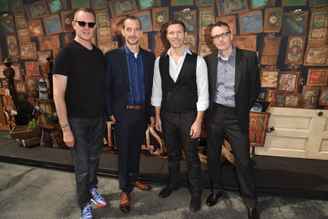 "Travis Knight Premiere Of Focus Features' ""The Boxtrolls"" - Pre-Party"