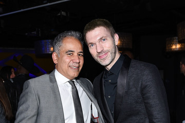 Travis Knight Premiere Of Paramount Pictures' 'Bumblebee' - After Party