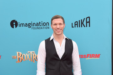 "Travis Knight Premiere Of Focus Features' ""The Boxtrolls"" - Red Carpet"