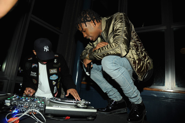 Travis Scott Photos Photos Gq Fashion Week Party At The Wythe Hotel Zimbio