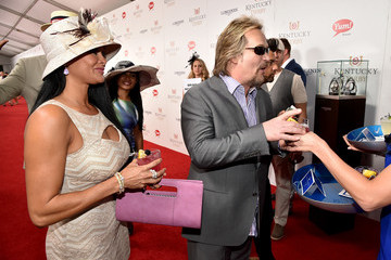 Travis Tritt The Grey Goose Lounge at the 141st Running of the Kentucky Derby