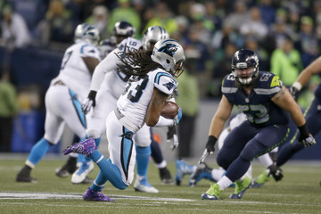 Tre Boston Carolina Panthers v Seattle Seahawks