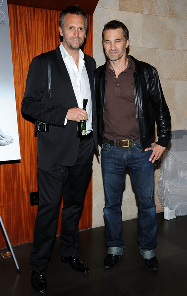 Steve Shaw in Treats! Magazine Spring Issue Party ...