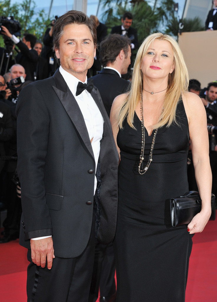 rob lowe and sheryl berkoff photos photos the tree of. Black Bedroom Furniture Sets. Home Design Ideas