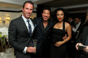Trent Fraser DuJour's Jason Binn and Dom Perignon's Trent Fraser Host an Intimate Dinner for Lionel Richie's Home Collection