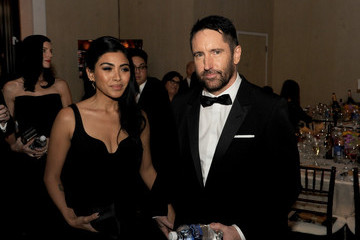 Trent Reznor Golden Globes Cocktail Party